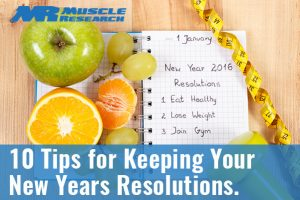 10 tips For Keeping Your New Years Resolutions