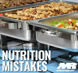 Nutrition Mistakes You Should Avoid