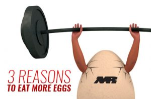 3 Reasons To Eat More Eggs