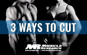 3 Ways To Cut