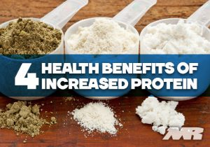 4 Health Benefits Of Increased Protein