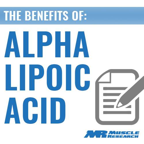 Alpha lipod Acid