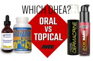 DHEA Oral vs Topical