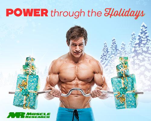 Power Through The Holidays