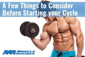 a Few Things To Consider Before Starting Your Cycle