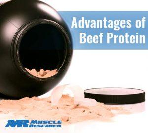 advantage Beef Protein