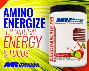 Amino Energize For Natural Energy And Focus