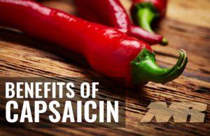 benefits Of Capsaicin
