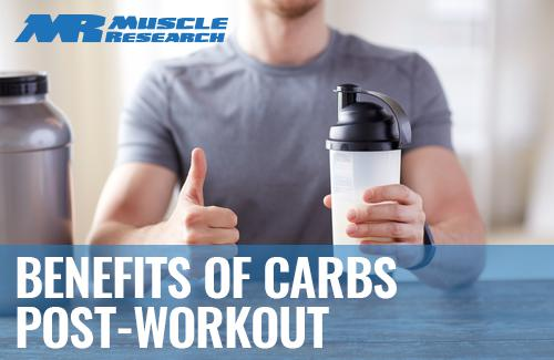 benefits Of Carbs Post Workout