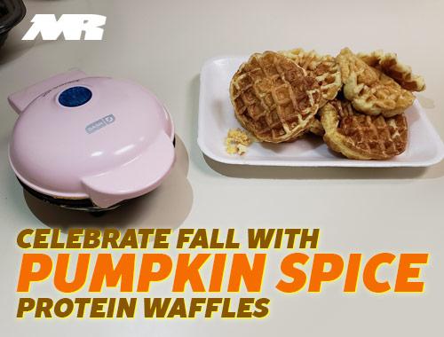 celebrate Fall With Pumpkin Spice