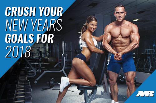Crush Your New Years Goals