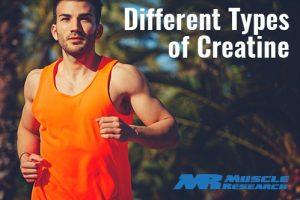 Types Of Creatine