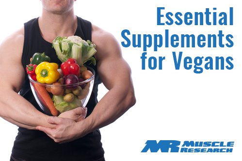 essential Supplements for Vegans
