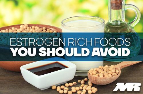 estrogen Rich Foods You Should Avoid