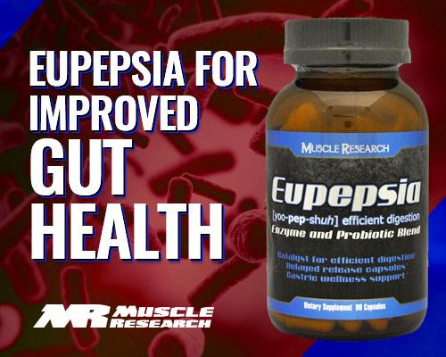 Eupepsia For Improved Gut Health