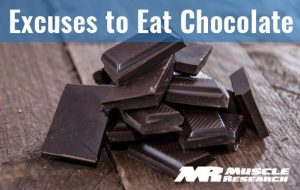 excuses To Eat Chocolate