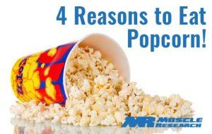 Reasons To Eat Popcorn