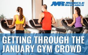 getting Through The January Gym Crowd