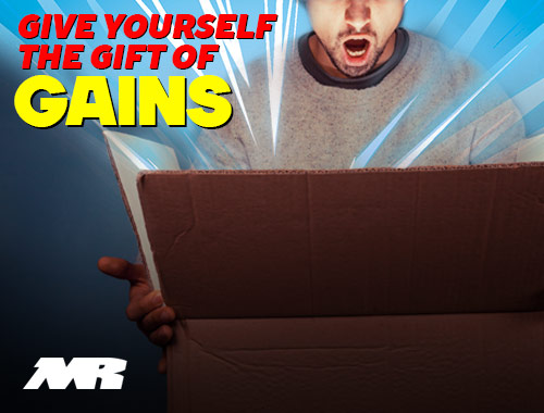 Give Yourself The Gift Of Gains