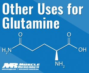 other Uses For Glutamine