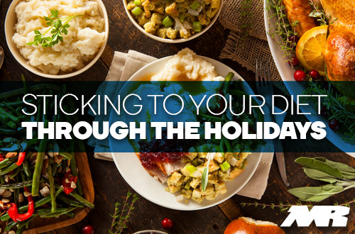 Sticking To Your Diet Through The Holidays