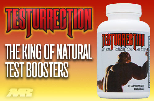 testurrection King of Natural Test Boosters