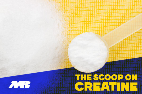 The Scoop On Creatine