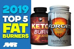 top 5 Fat Burners