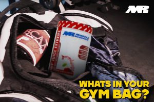 Whats In Your Gym Bag