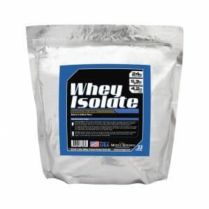 Whey Isolate Chocolate
