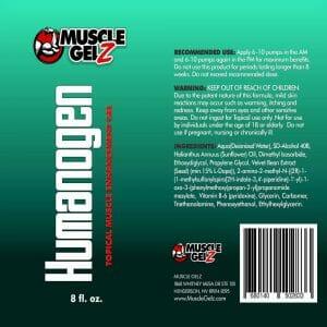 Humanogen Label