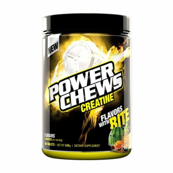 Power Chews Creatine