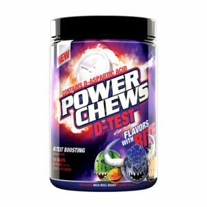 Power Chews D-Test