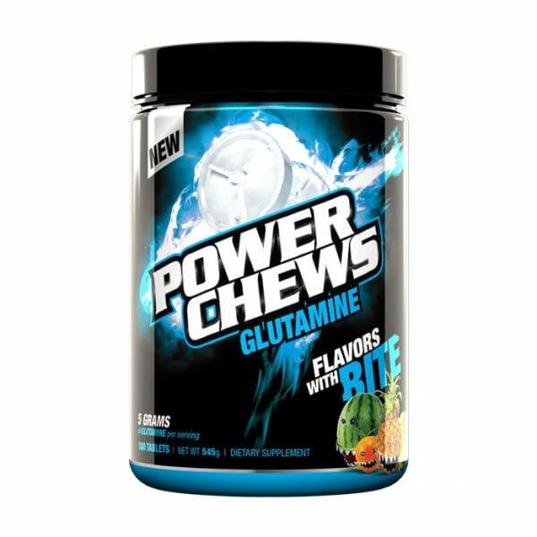 Power Chews Glutamine