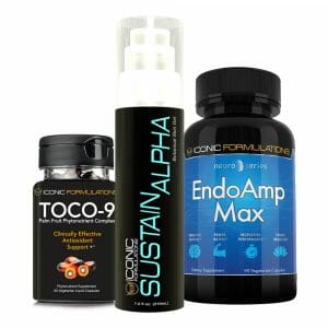 Testosterone Recovery Stack