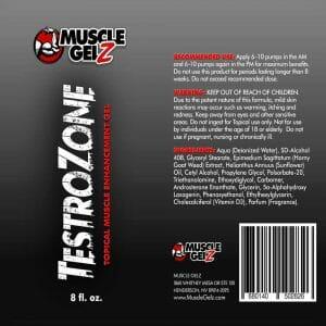 TestroZone Label