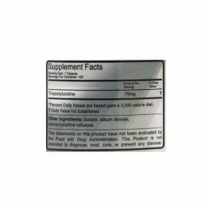 Triacetyluridine Supp Facts