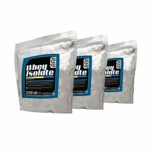 Whey Protein Isolate Bundle