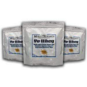Yo-Whey Protein Bundle