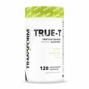 TRUE-T Testosterone Support