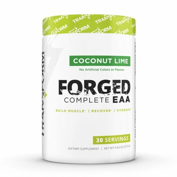 Forged EAA Coconut Lime