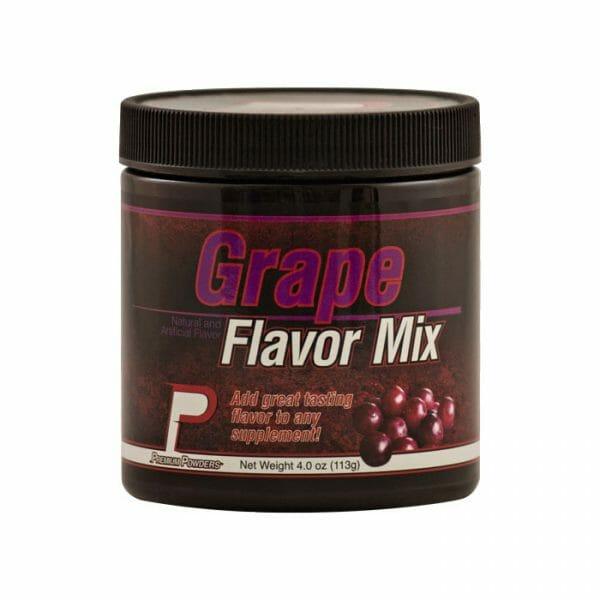 Grape Flavor Mix