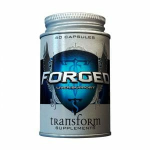 Forged Liver Support