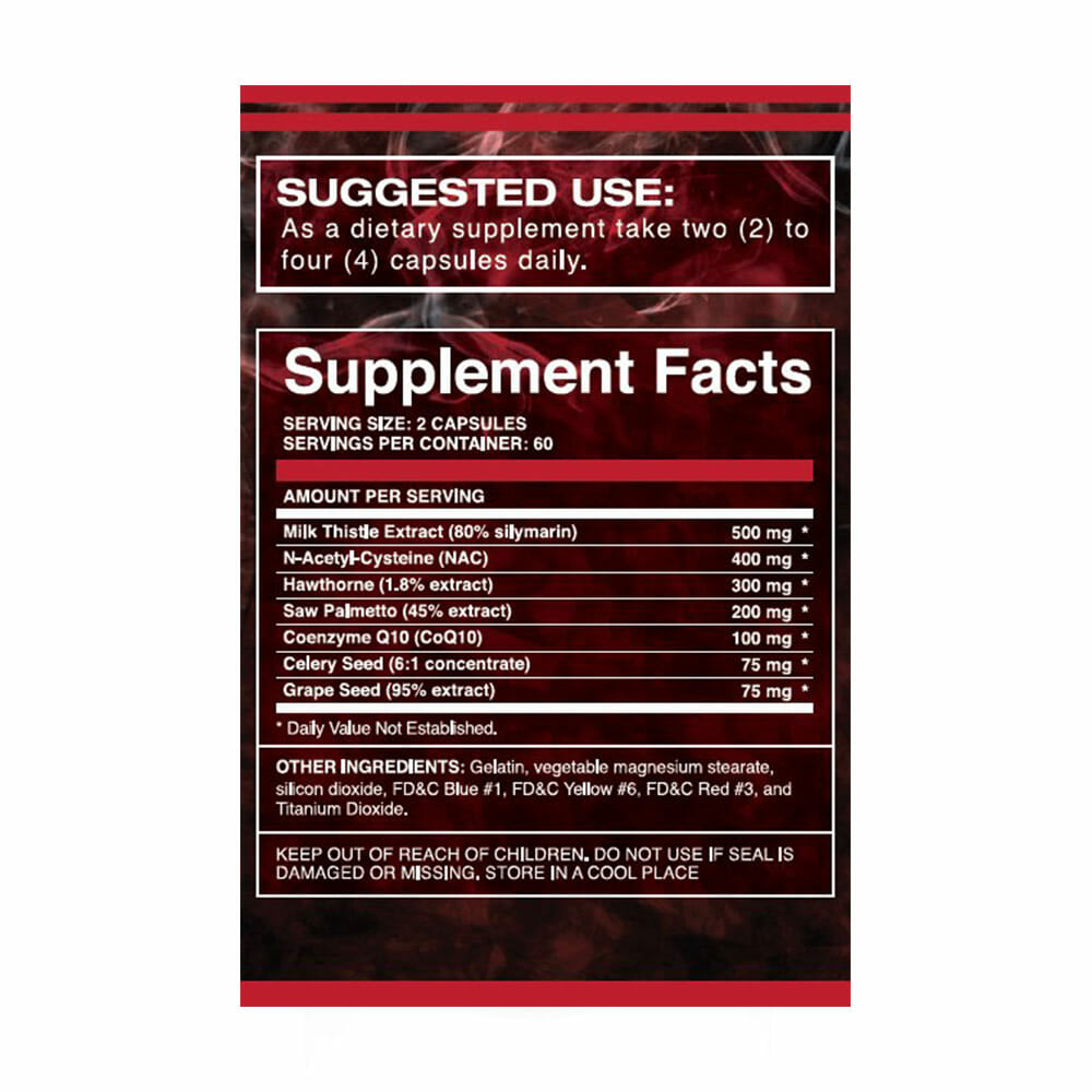 Advanced Cycle Support Supplement Facts