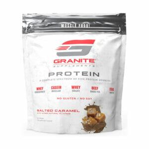 Protein Powder Salted Caramel