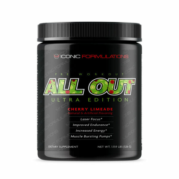 All Out Ultra Edition - Cherry Limeade