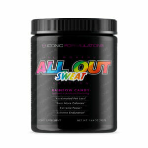 All Out Sweat Edition - Rainbow Candy
