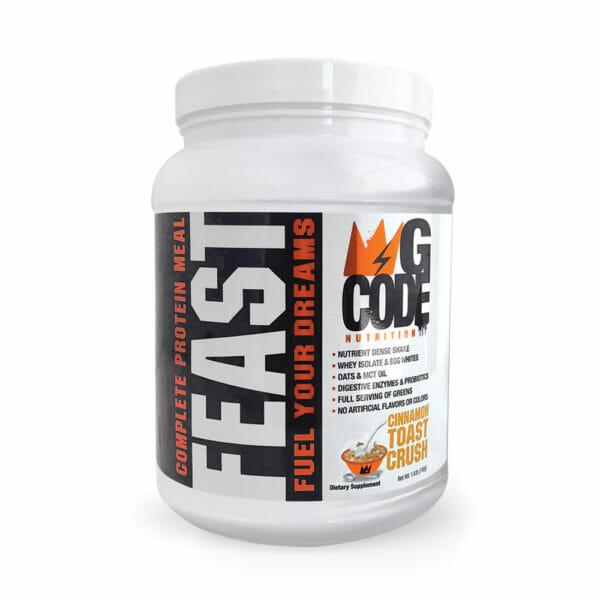 Feast Complete Protein - Cinnamon Toast Crush