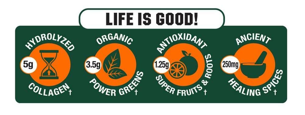 LIFE Natural Greens