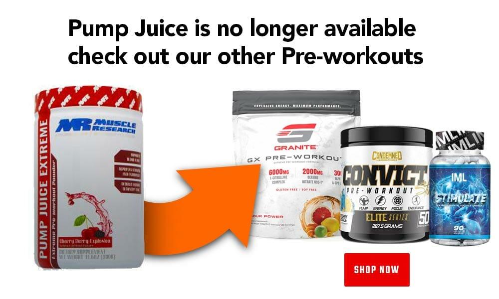pump Juice Retired
